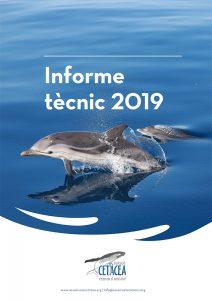 Informe tècnic 2019 Associació Cetàcea